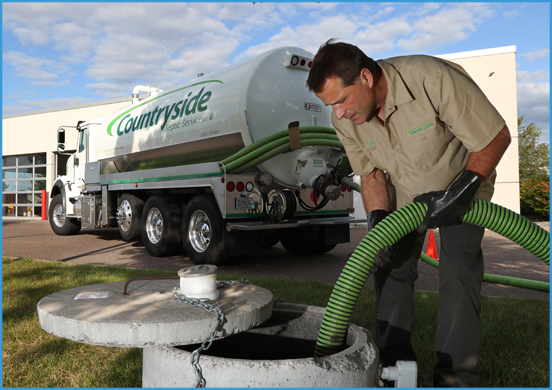 Commercial Septic Service